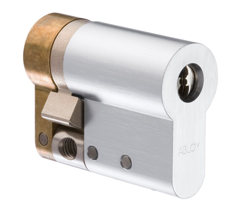 Mechanical door cylinders