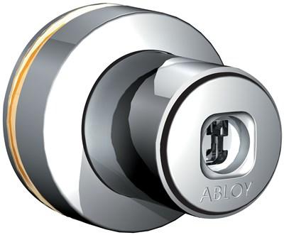 Push button lock OF421B