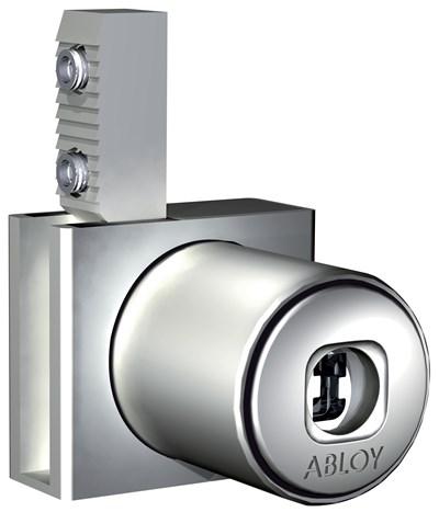 Push button lock OF422B