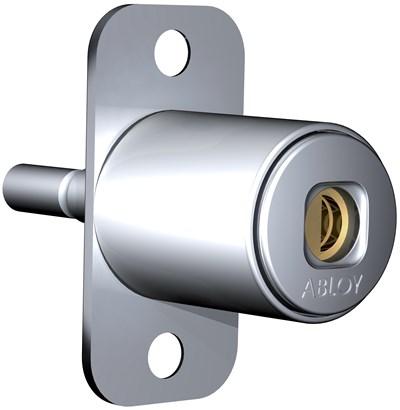 Push button lock OF424B