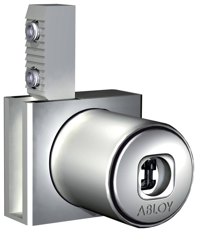 Push button lock OF432T