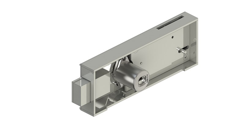 Coin operated lock SC410B