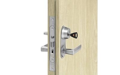 Retrofit lock set PG007T