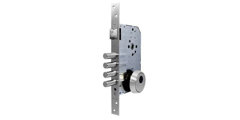 R400B mortise lock