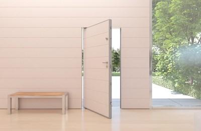 COOL armoured door