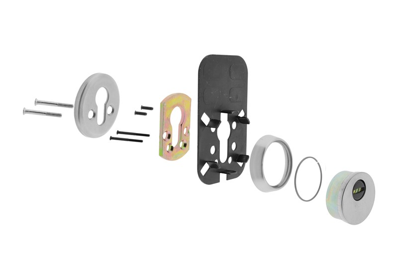 E700 security escutcheon