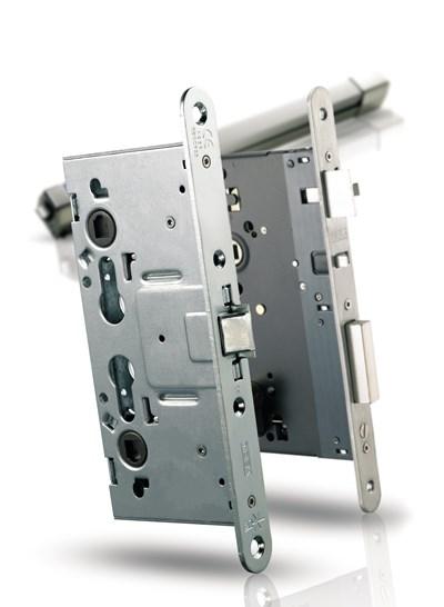Equipamientos para puertas cortafuego